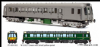 DAPOL 7D-009-002 Class 121 W55027 Green with Small Yellow Panel * Pre order £254.15 *